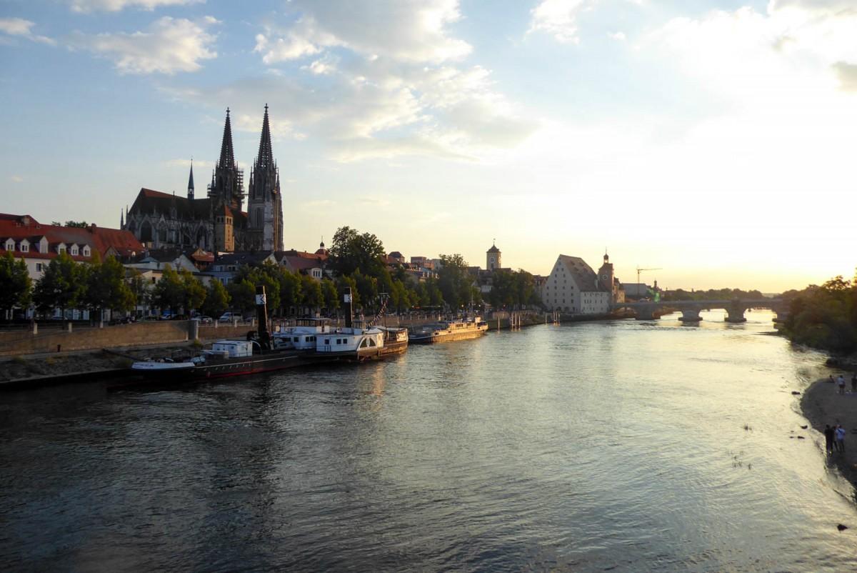 Wie Hoch Liegt Regensburg