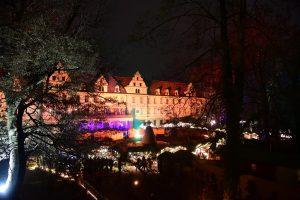 Romantischer Weihnachtsmarkt Schloss Thurn und Taxis
