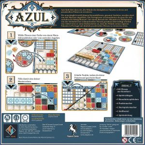 Azul von Pegasus Spiele