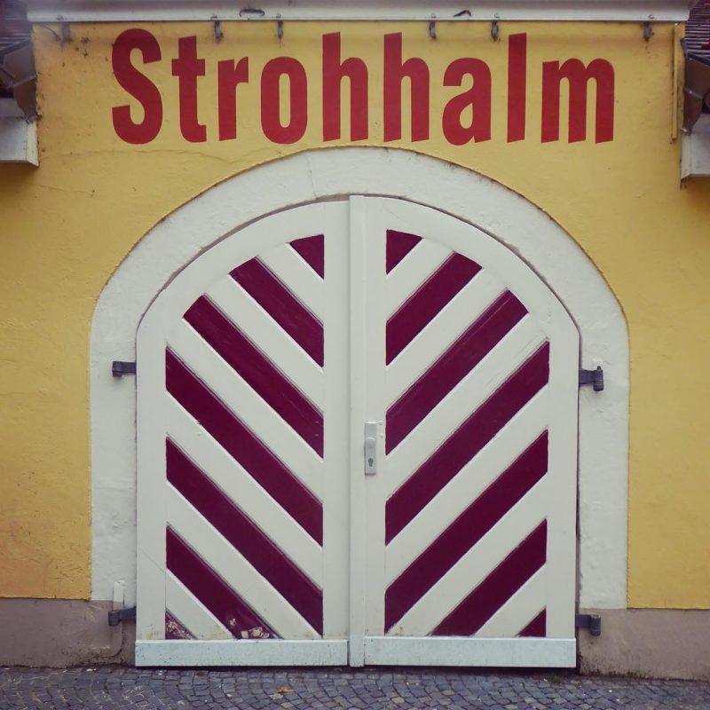 Strohhalm Regensburg