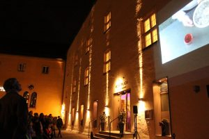 A Wall is a Screen Regensburg