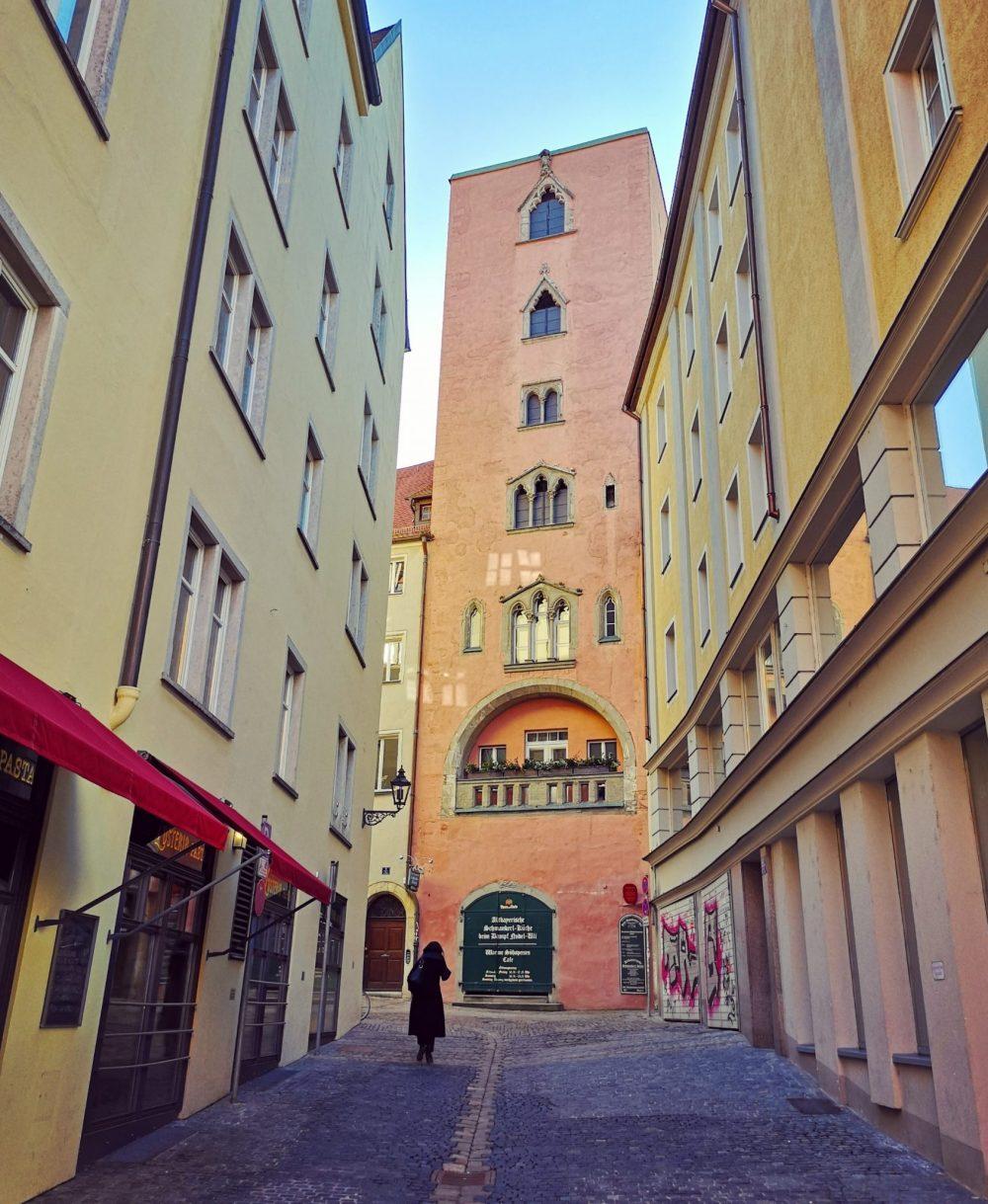 Baumburgerturm Regensburg