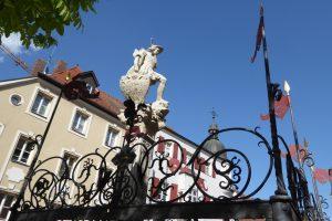 Fortitudo Brunnen Regensburg