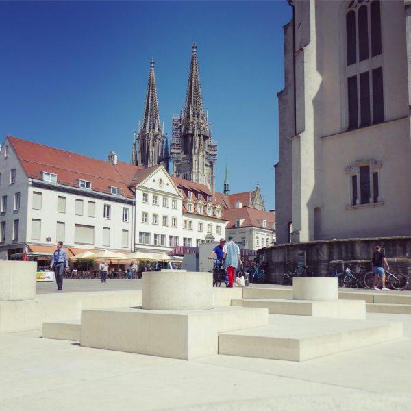 Neupfarrplatz Regensburg