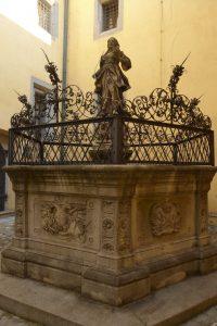Friedensbrunnen Regensburg