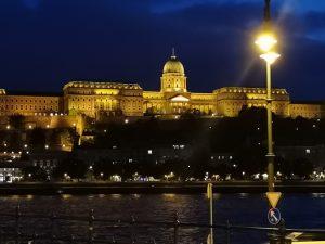 Budapest Burgpalast