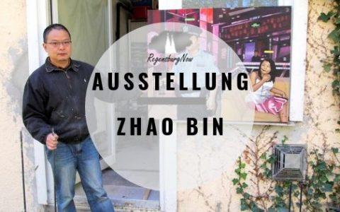 Zhao Bin Regensburg