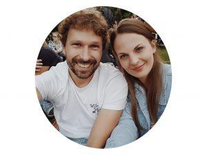 Benedikt & Lisa Plikat von Ohtheplaces.de