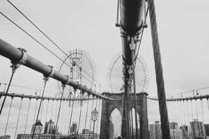 Petra Homeier: Brooklyn Bridge
