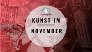 Kunst im November, Regensburg