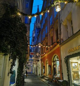 Kramgasse Regensburg