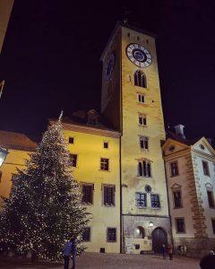 Rathausplatz Regensburg