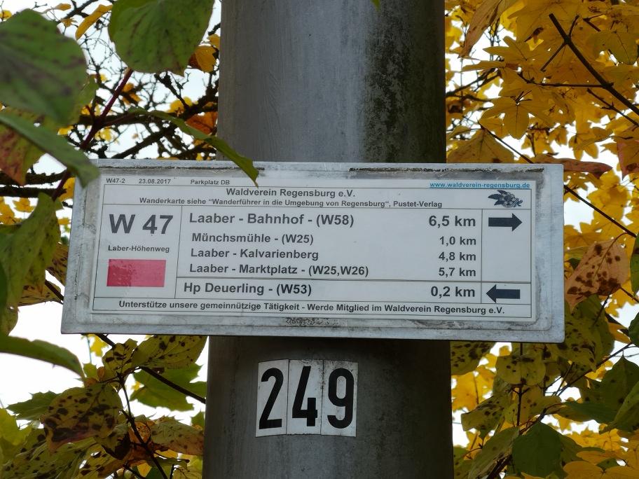 Rundwanderweg Labertal