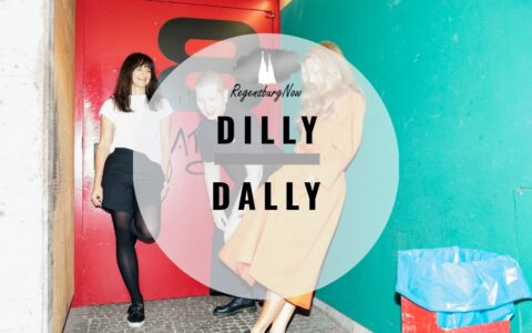 Dilly Dally Popup Store