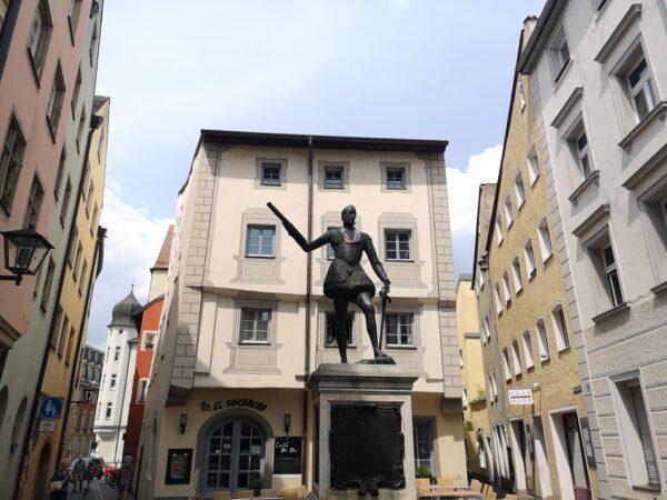Don Juan D'Austria Regensburg