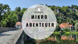 Mikroabenteuer Regensburg